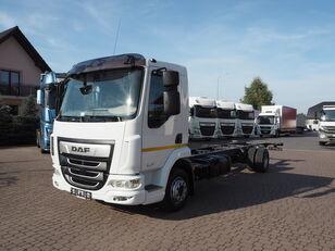 DAF LF 210 EURO 6 ACC 11 990 kg STAN NOWY 56 TYS KM lastbil chassis