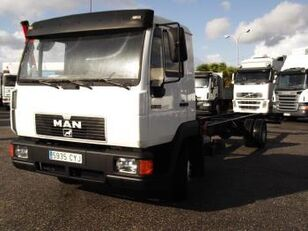 MAN 10.224 lastbil chassis