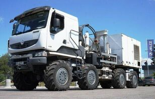 THOMAS CONSTRUCTEURS [Other] 8x8 THOMAS Low speed truck with hydraulic drive! lastbil chassis