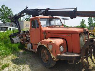 SCANIA 110 SYPER SYLEKTIKO lastbil chassis