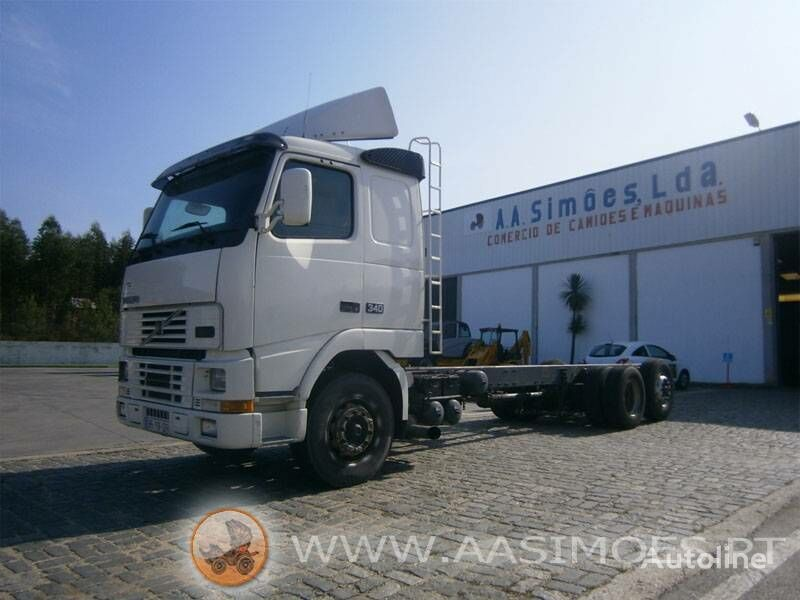 VOLVO FH12 340  lastbil chassis