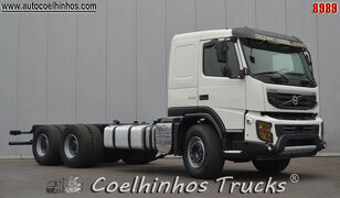 VOLVO FMX 500 lastbil chassis