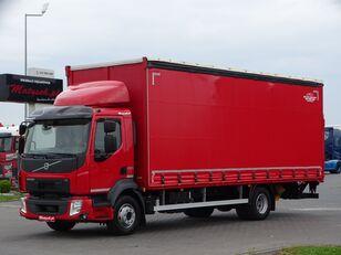 VOLVO FL 280 / 4X2 / CURTAINSIDER - 7,45 M / MANUAL / EURO 6 /  lastbil glidende gardiner