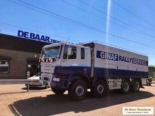 GINAF M 4446-S 8x8 assistentie voertuig lastbil kassevogn