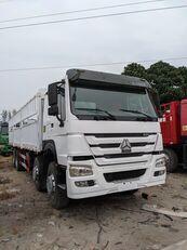 HOWO 336 HP 8x4 Drive Stake Body General Cargo Truck lastbil kassevogn