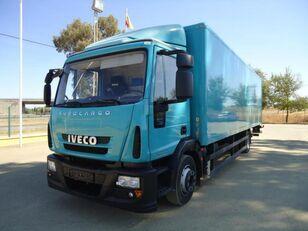 IVECO EUROCARGO 120 E 25 lastbil kassevogn