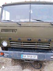 KAMAZ 53202 lastbil kassevogn