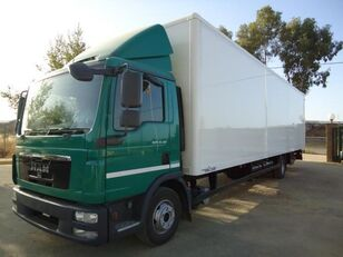MAN TGL 12 250 lastbil kassevogn