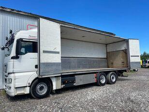 MAN TGX 26.440, 6x2 lastbil kassevogn