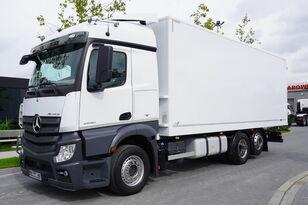 MERCEDES-BENZ Actros 2540 container / 6 x 2 / 18 EP lastbil kassevogn