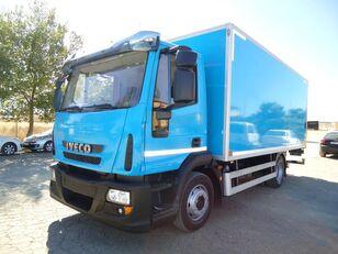 SCANIA EUROCARGO 12.250 lastbil kassevogn