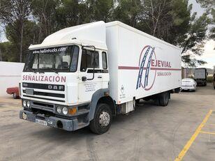 DAF 1700 lastbil kassevogn