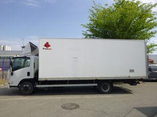 ISUZU NPR 75 lastbil kassevogn