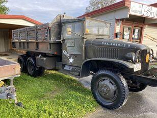 GMC 1942   CCKW 353 with winch militærkøretøj