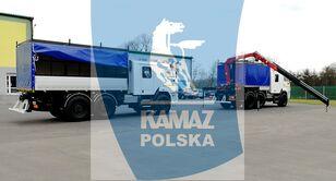 ny KAMAZ 6x6 SERWISOWO-WARSZTATOWY militærkøretøj