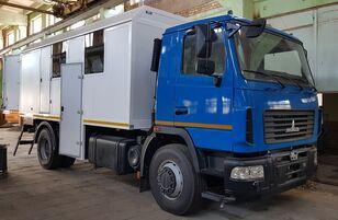 ny MAZ 5340 militærkøretøj