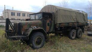 MAGIRUS-DEUTZ JUPITER   militærkøretøj til reservedele