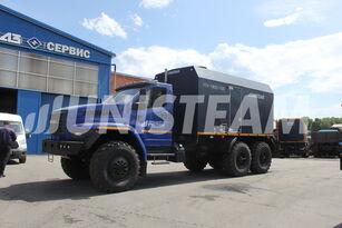 ny UNISTEAM ППУА 1600/100 серии UNISTEAM-M1 УРАЛ NEXT 4320 militærkøretøj