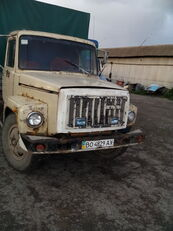 GAZ 3307 presenning lastbil