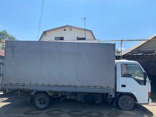 ISUZU NkR55 presenning lastbil