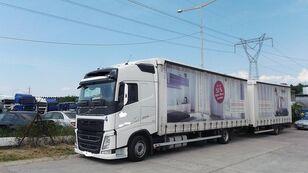 VOLVO fh 420 EURO 6 presenning lastbil + anhænger presenning
