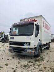 DAF motrice 2 assi furgone sponda salgsbil