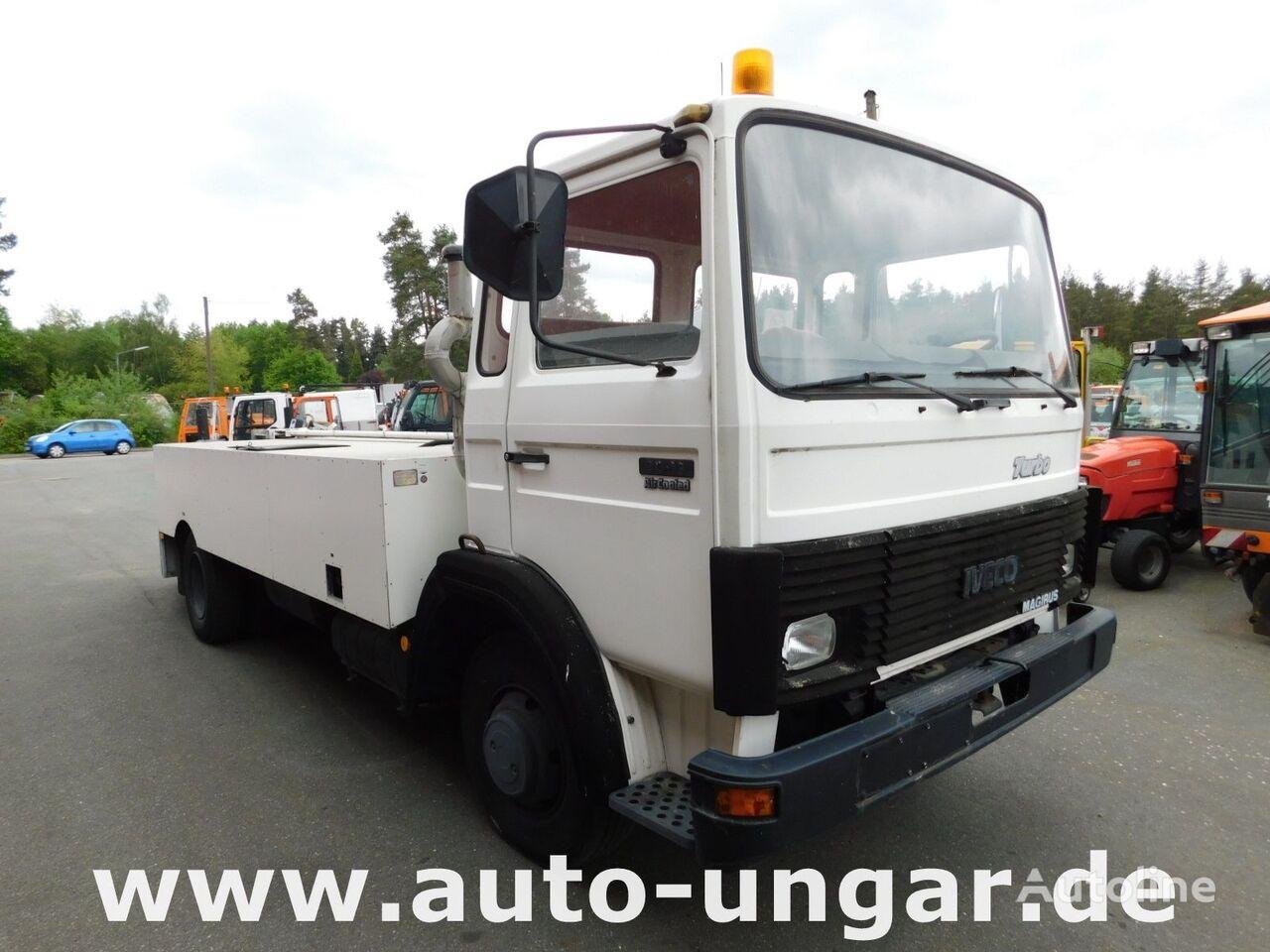 IVECO 90-13  tankvogn til brændstof