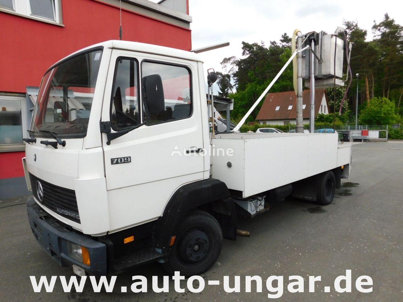 MERCEDES-BENZ 709  tankvogn til brændstof