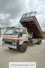 TOYOTA Dyna 300 14B 3.6 diesel left hand drive 7.5 ton tippelad lastbil