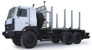 MAZ 6317Х9-444 (6x6) tømmervogn