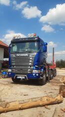 SCANIA R730 tømmervogn