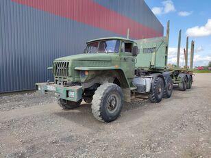 URAL tømmervogn