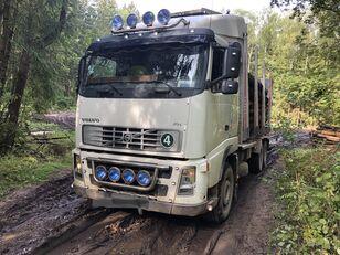 VOLVO FH-440 Manual tømmervogn