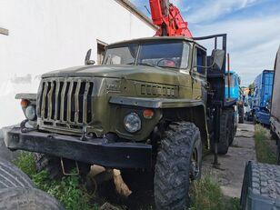 URAL HYAB tømmervogn