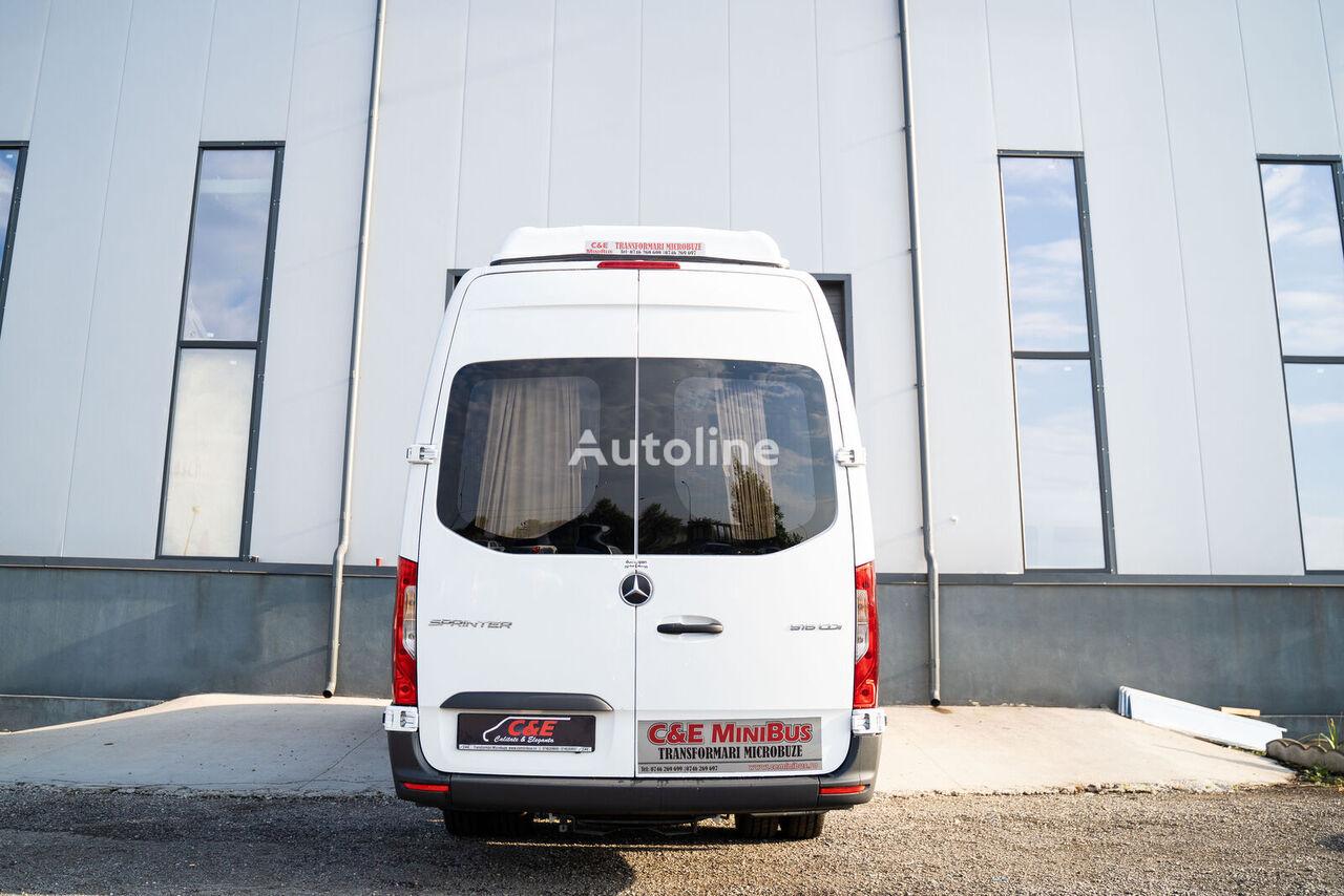 ny MERCEDES-BENZ Sprinter 516 passager minibus