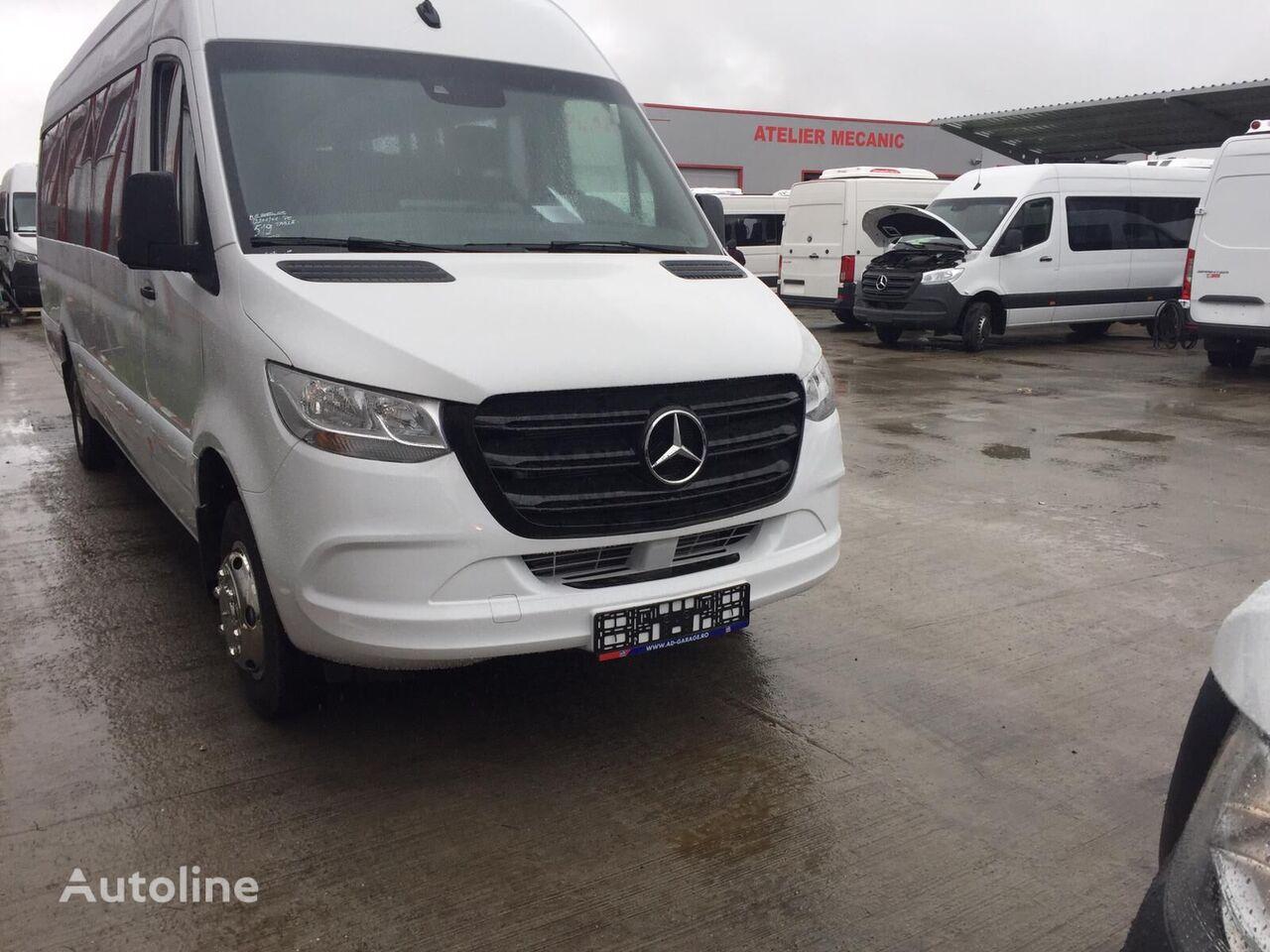 ny MERCEDES-BENZ Sprinter IDILIS 516,  22+1+1  *COC*  prolonged with 50cm fiber/s passager minibus