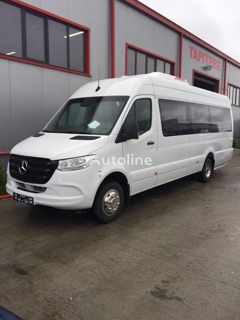 ny MERCEDES-BENZ Sprinter IDILIS 516,  22+1+1  *COC*  prolonged with 50cm fiber/s passager minibus