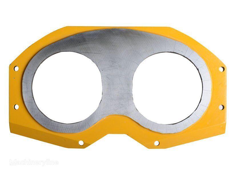 PUTZMEISTER brilleplade til PUTZMEISTER betonpumpe