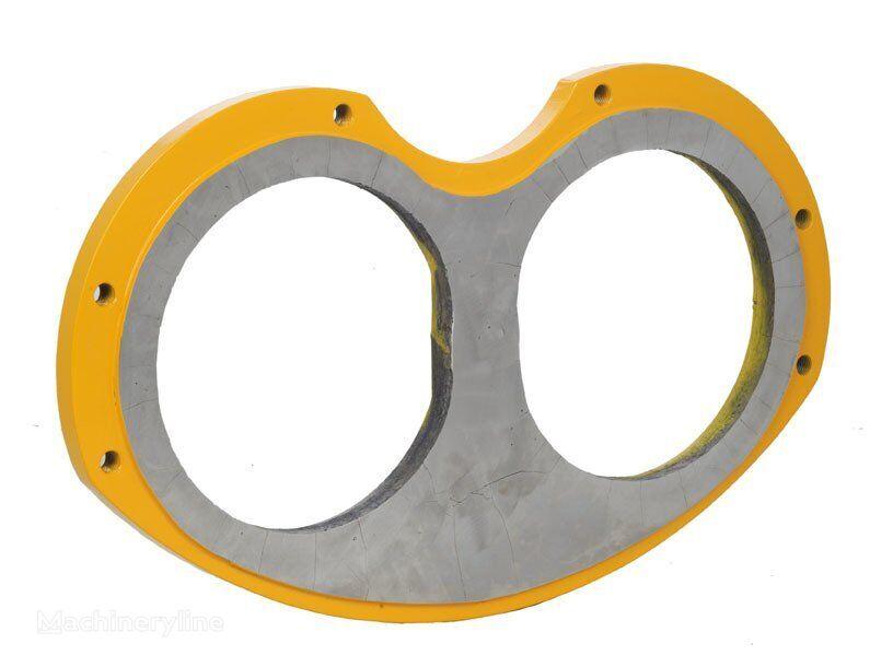 PUTZMEISTER Gözlük Plaka Ergonik (Spectacle Wear Plate) brilleplade til betonpumpe