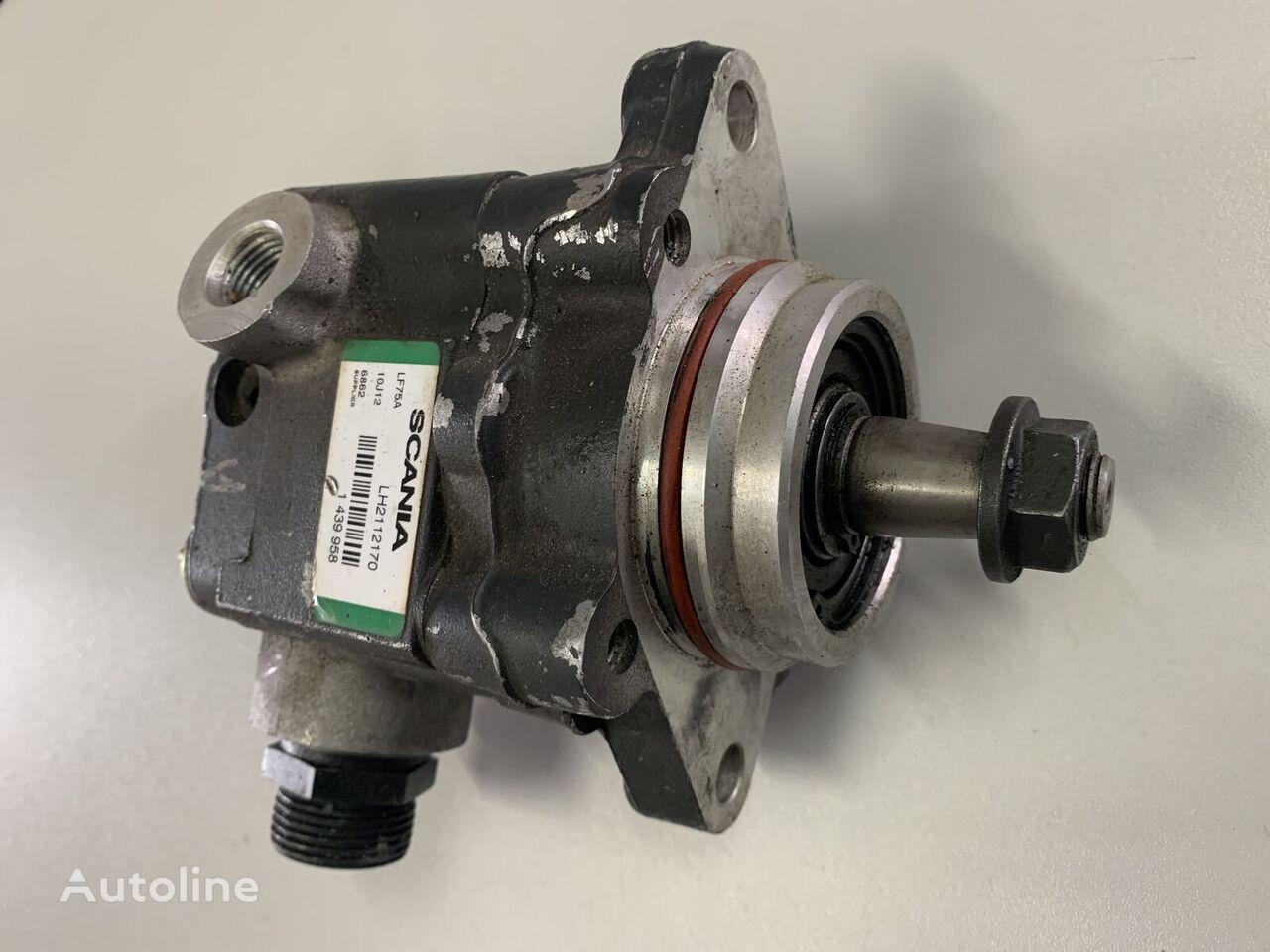 SCANIA R420 pompa wspomagania hydraulisk forstærker til SCANIA R420 trækker