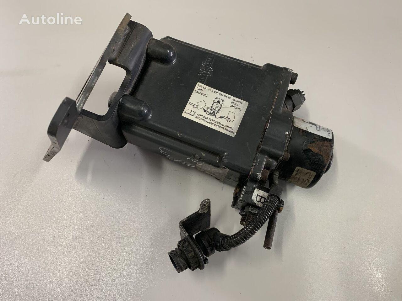 MERCEDES-BENZ ACTROS MP3 elekrtyczna pompka pumpe til løft af førerhus til MERCEDES-BENZ Actros MP3 trækker