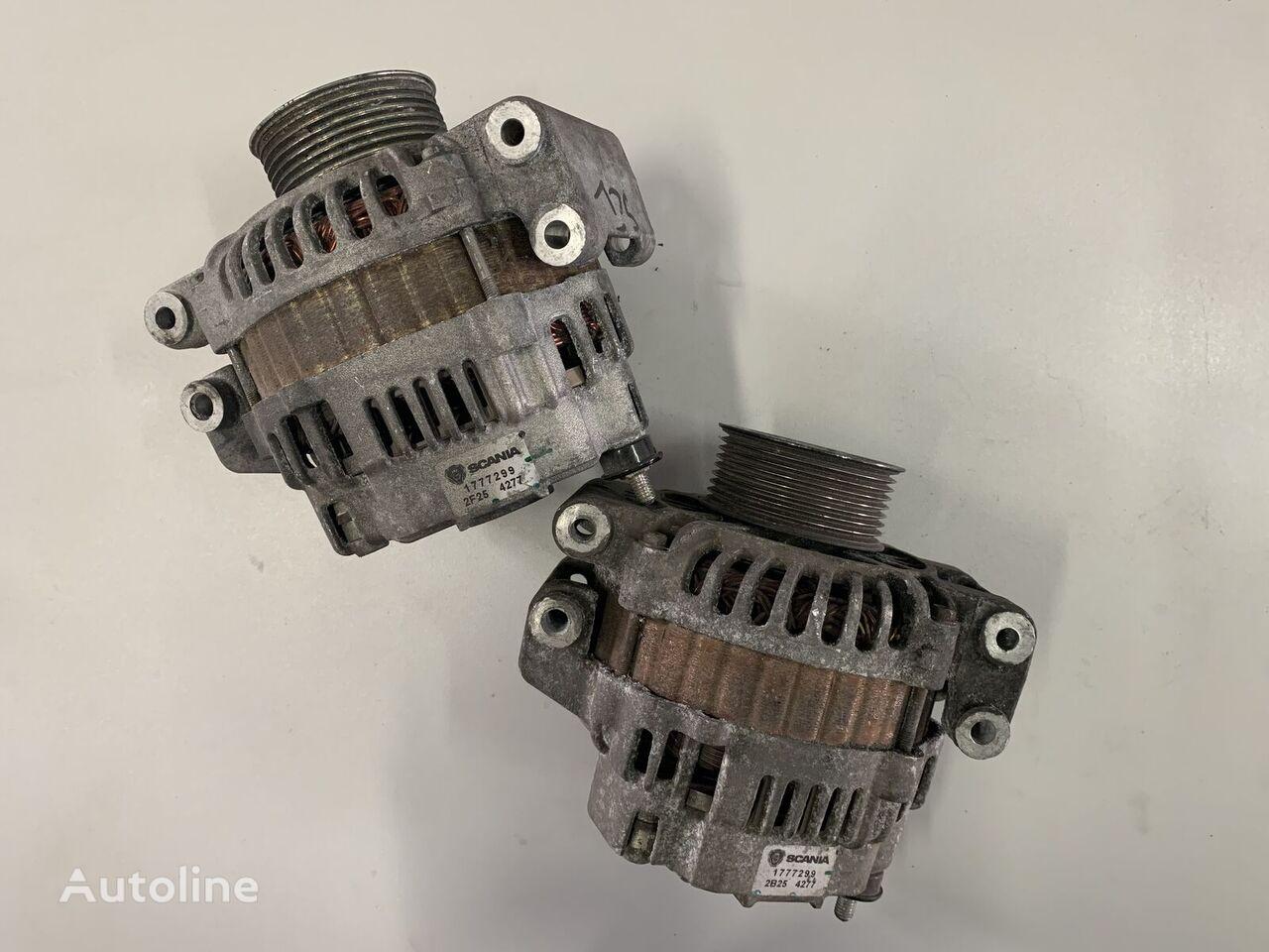 Alternator SCANIA R420 reservedele til SCANIA R420 trækker