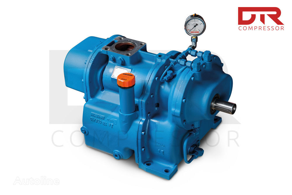 ny GHH CG80 Kompresor do wydmuchu trykluftskompressor til Silokompressor trækker