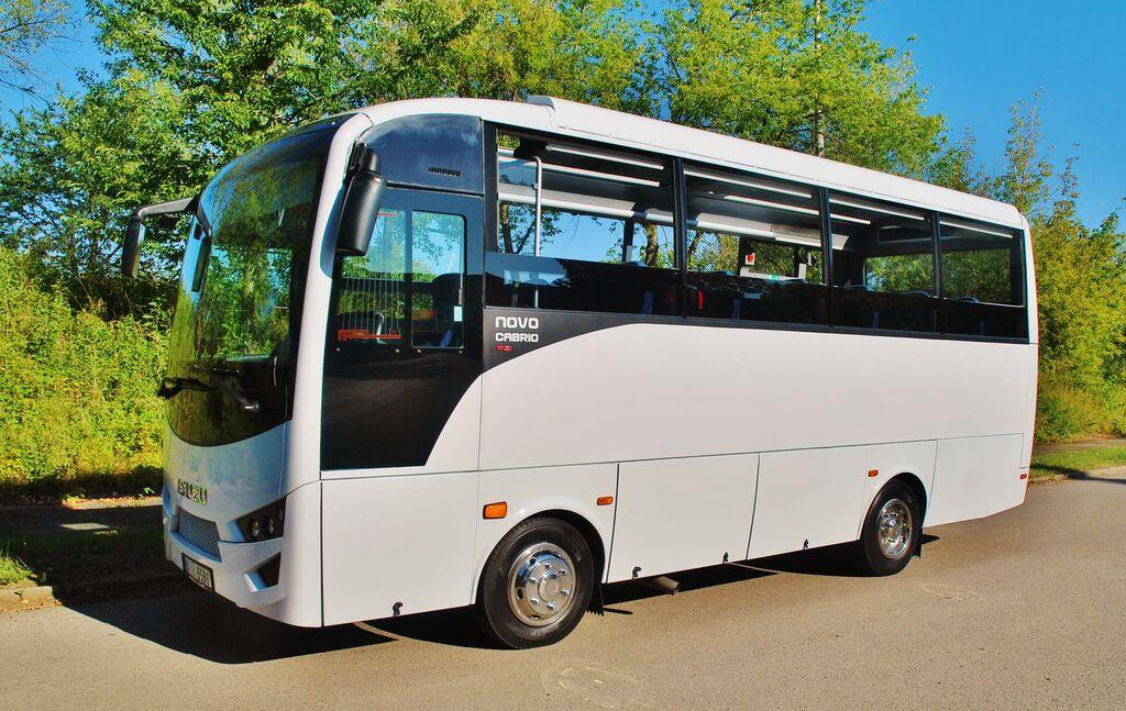 ny ISUZU NOVO CABRIO EVO II sightseeing bus