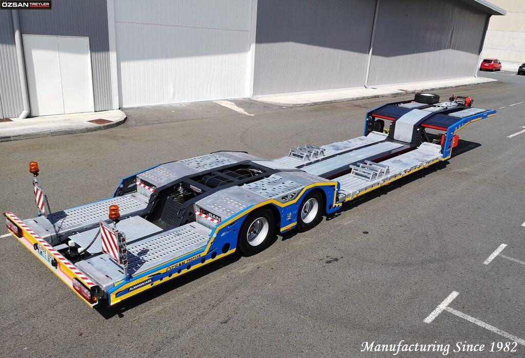 ny Ozsan Trailer 2 AXLE VEGA TRUCK CARRIER Sættevogn autotransport