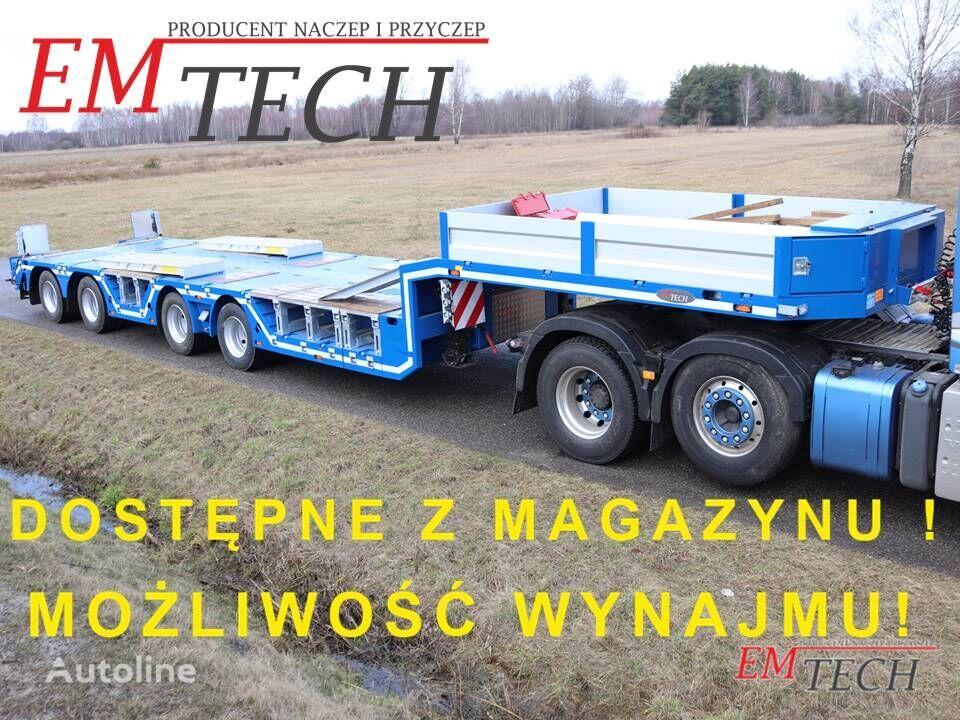 ny EMTECH 4.NNZ-1R-2N (NA) Sættevogn platform