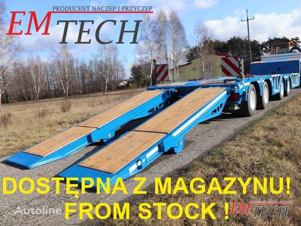 ny EMTECH 4.NNZ-1R-2N (NH2) - Z MAGAZYNU / STOCK AVAILABLE !! sættevogn nedbygget