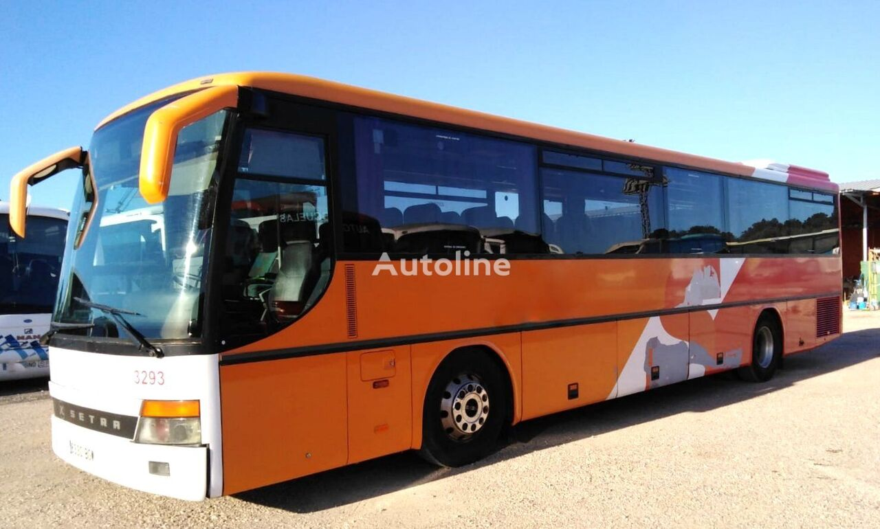 SETRA  S315 GT MERCEDES BENZ 8 CILINDROS  turistbus